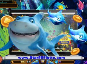 Star555 สตาร์555 เกมส์ยิงปลา เกมส์มือถือ เล่นสนุก เล่นผ่านมือถือได้เงินจริง